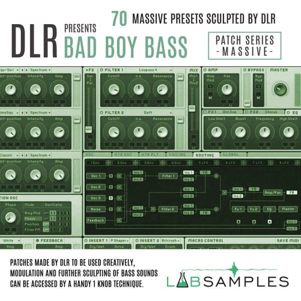 Bad Boy Bass- Massive Pack Vol.1