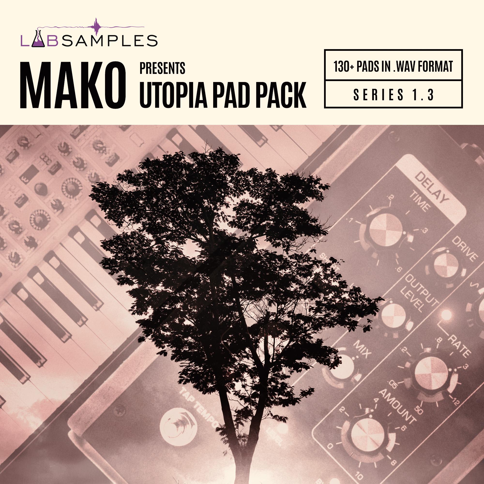 Labsamples – Utopia Pad Sample Pack – series 1
